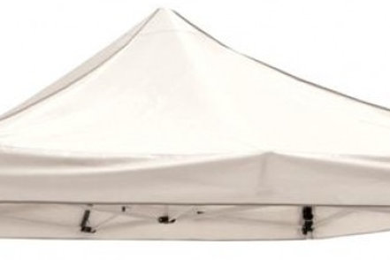 6 x 3 Gazebo (White Top)