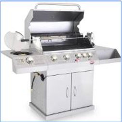 Barbecue 3 burner