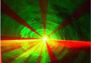 Red, Green & Yellow Laser