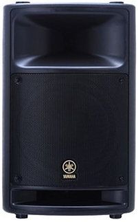 Yamaha MSR400 400w Powered Speaker
