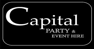 Capital Party & Event Hire new logo3 lon
