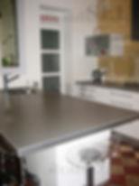 rénovation et home staging d'une cuisine dans une échoppe à bordeaux nansouty par le grain de sel décoration