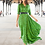"Thumbnail: ""Siem Reap"" silk chemisier dress"