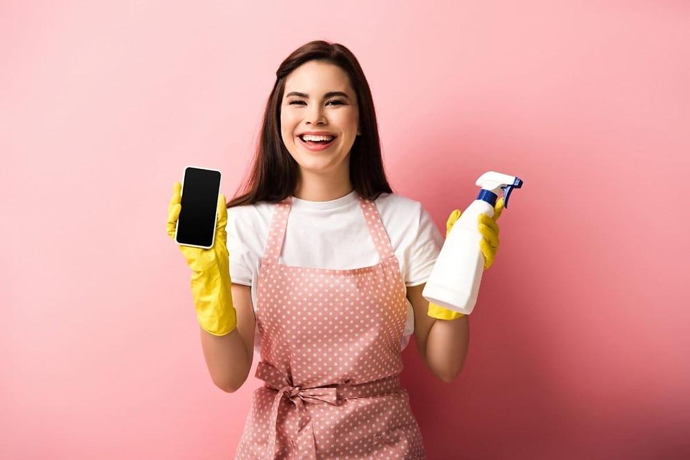 Как заработать в интернете на чистке смартфонов