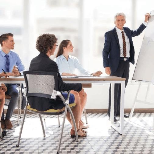 Как зарабатывать в интернете обучая эффективному управлению бизнесом
