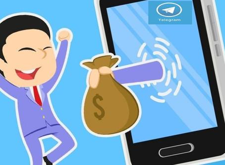 Можно ли заработать в Телеграмм реальные деньги   Как бесплатно раскрутить страницу в соцсетях