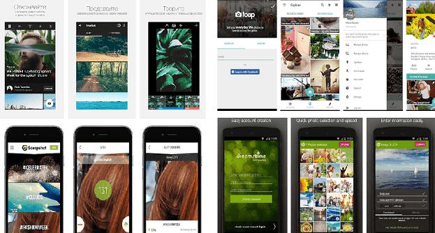 приложения для продажи фото со своего смартфона