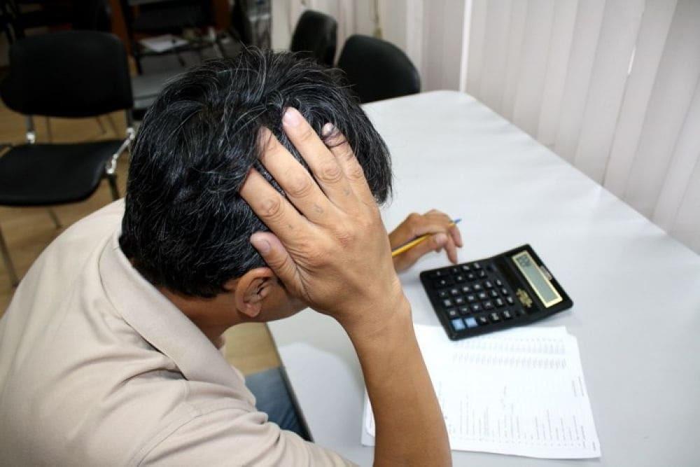 подача заявления о банкротстве