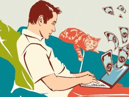 """Браузерное расширение """"Payad me"""" для пассивного заработка в интернете без вложений"""