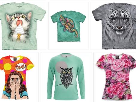 Принты на одежду | Откройте свой прибыльный онлайн бизнес | Франшиза