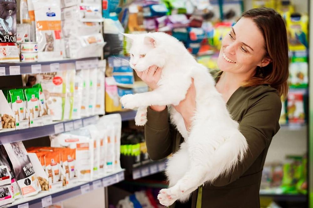 Заработок в интернете на товарах для животных