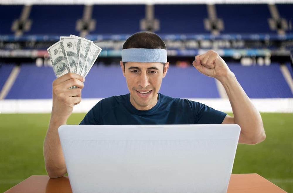 Заработок в интернете на спортивных ставках