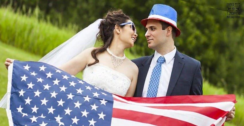 как получить американское гражданство через брак