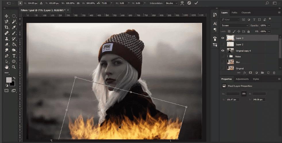 фотошоп, как способ заработка онлайн