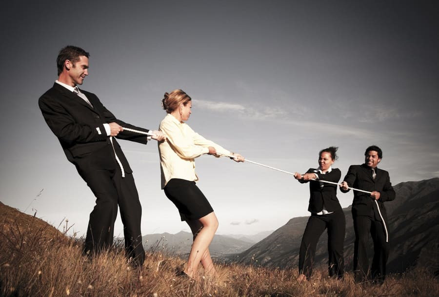 Конкурениция в бизнесе
