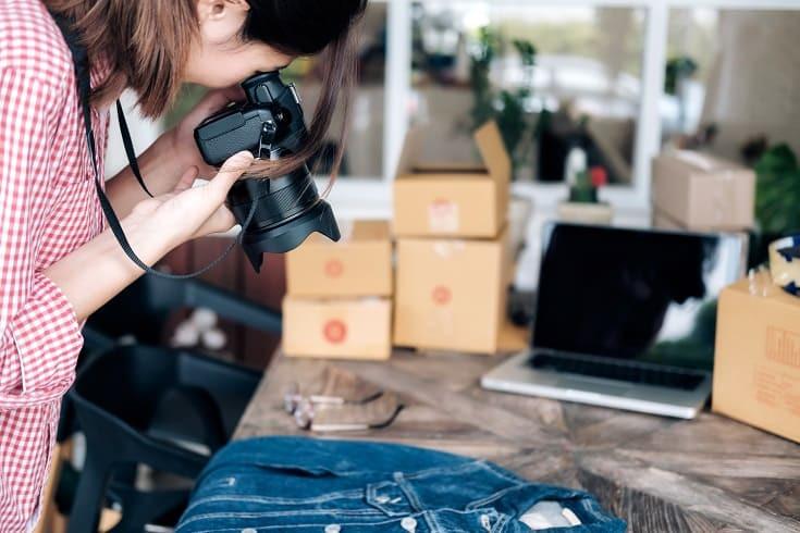 Сколько рекламный фотограф зарабатывает в интернете