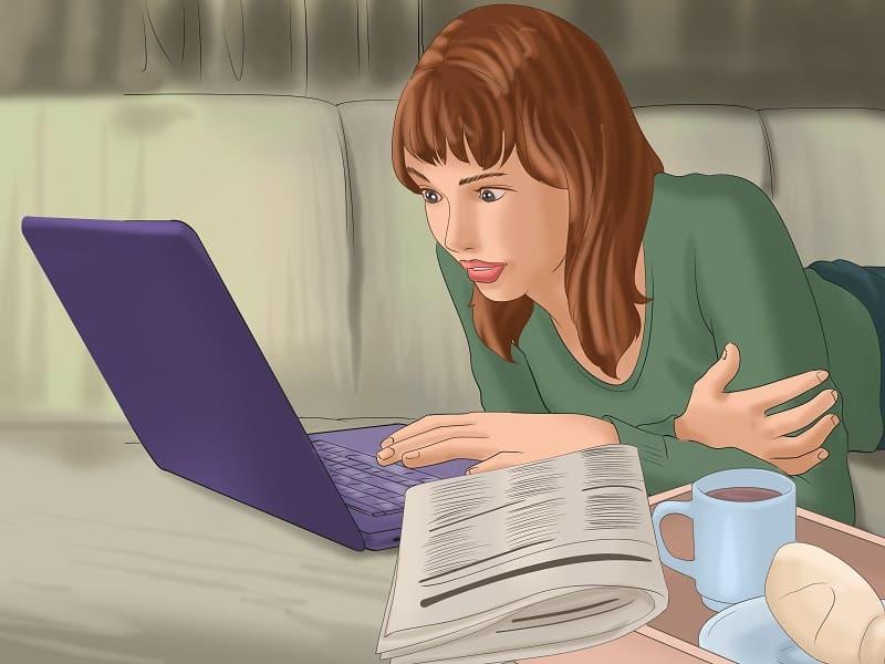 Заработок в интернете на написании статей