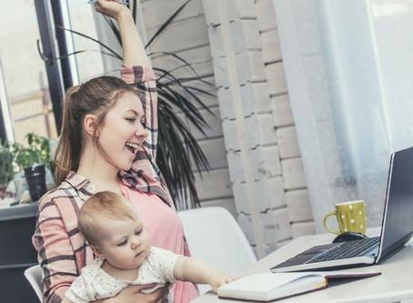 Онлайн курсы для мам в декрете