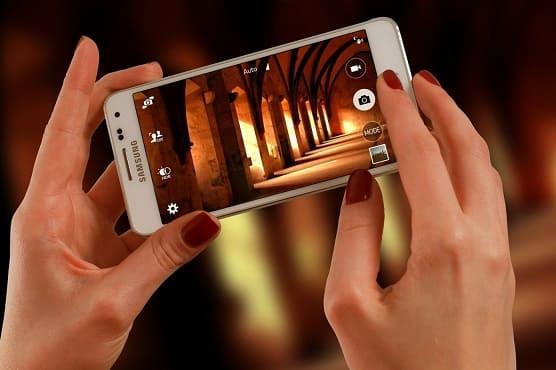 Заработок в  интернете на продаже своих фотографий со смартфона