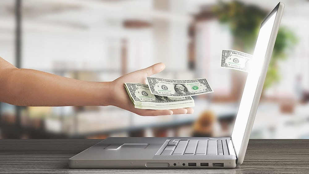Заработок онлайн на торговле видеокурсами