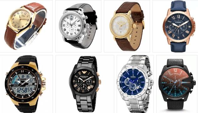 Заработок в интернете на продаже брендовых часов