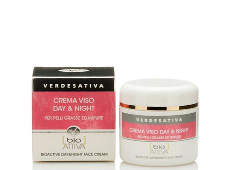 Eryblog: Crema viso Day&Night Bioattiva di Verdesativa