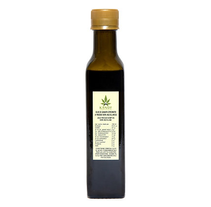Olio di Semi di Canapa 250ml