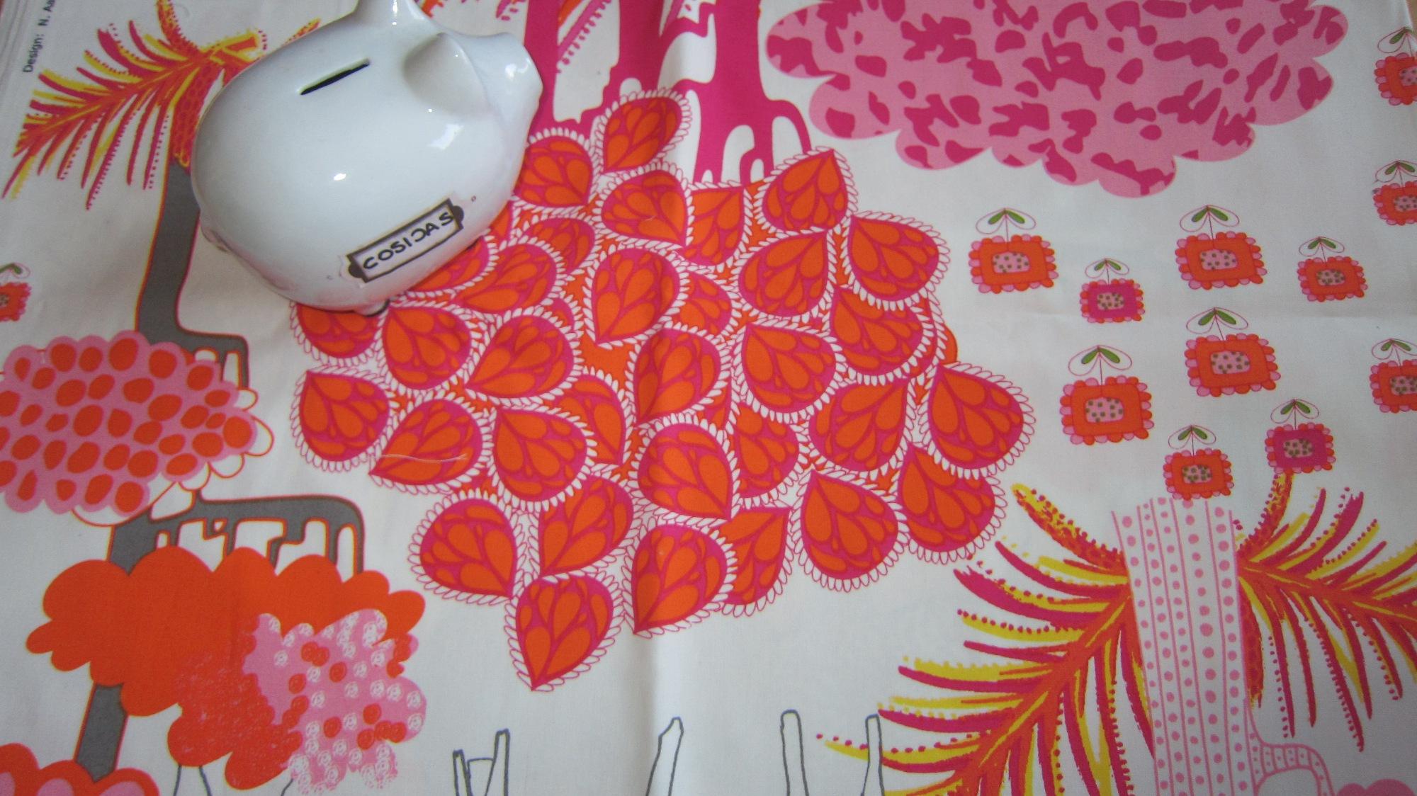 Árboles naranja
