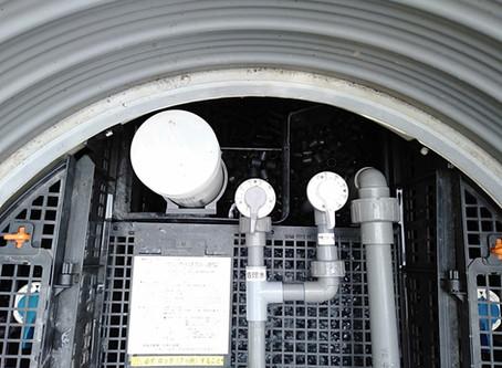 岩手県盛岡市で浄化槽修理を行いました