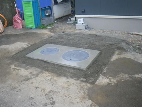 岩手県普代村で浄化槽工事を行いました