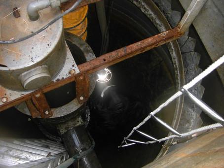 青森県外ヶ浜町で浄化槽修理を行いました