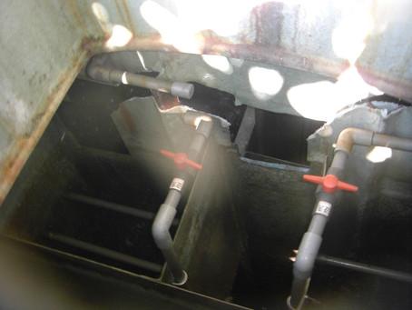 岩手県花巻市で浄化槽修理を行いました