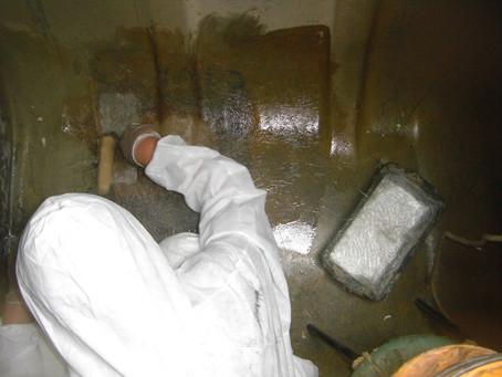 青森県青森市で浄化槽修理を行いました