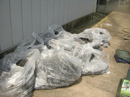 青森県五所川原市で浄化槽修理を行いました