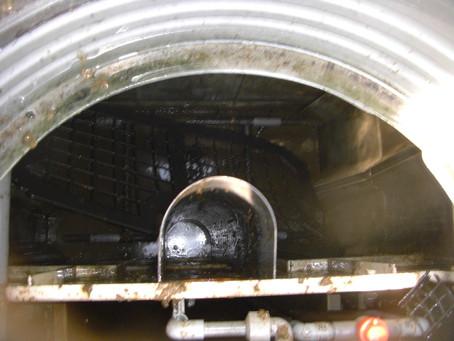 岩手県滝沢市で浄化槽修理を行いました