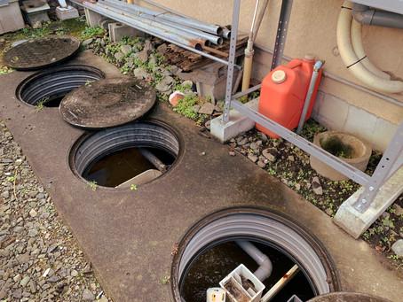 二戸市で浄化槽の保守点検を行いました