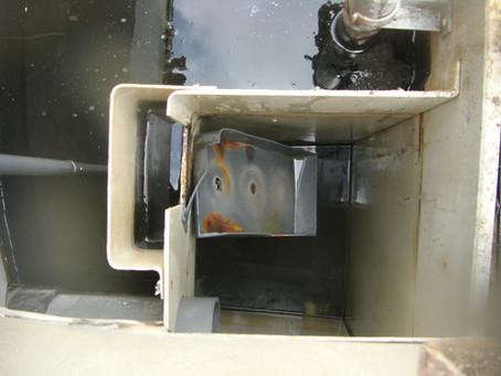 岩手県一関市で浄化槽修理を行いました