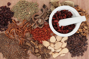 Traditional chinese herbal medicine sele
