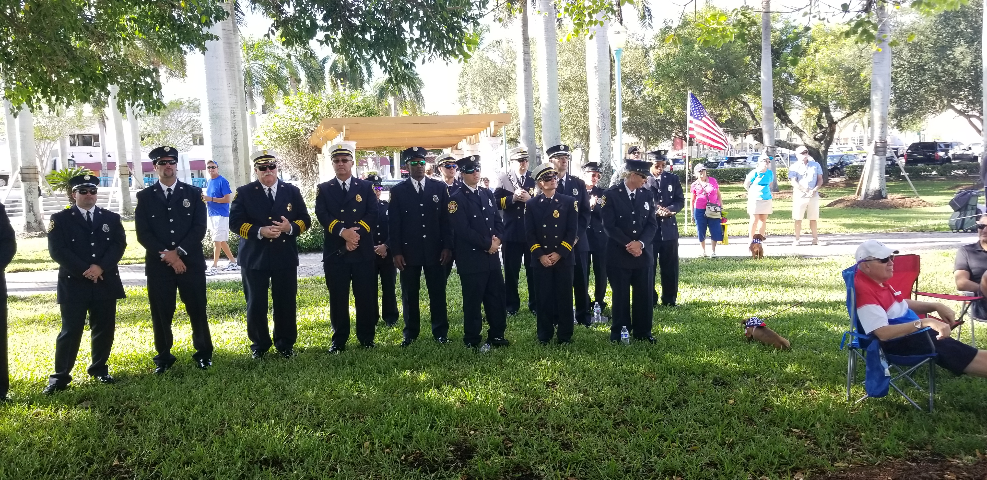 Delray Beach Veterans Day Event