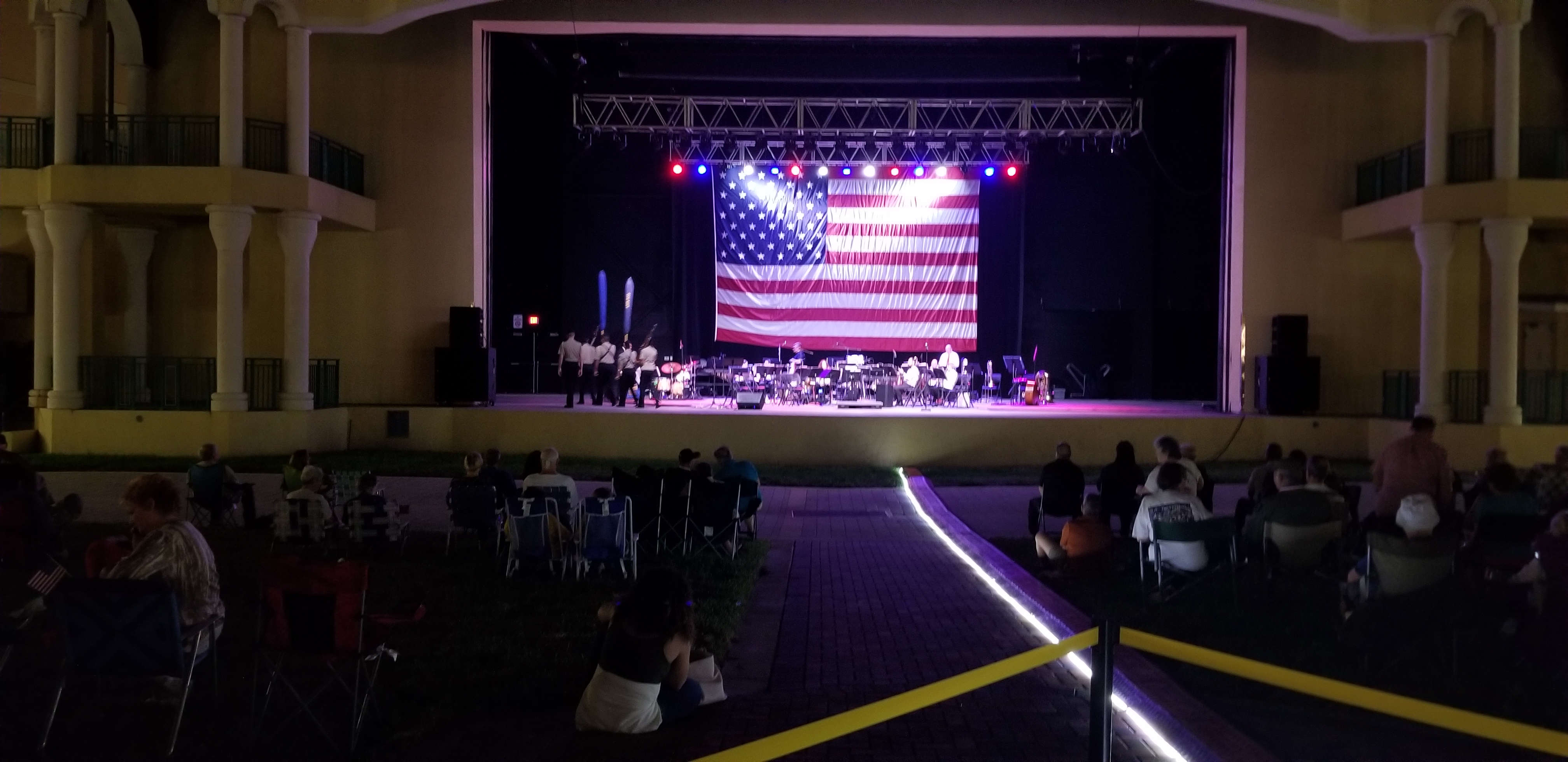 Mizner Park Veterans Day Event
