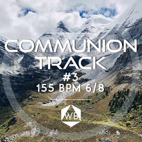 Communion Track 3 155 BPM 6/8 (G)