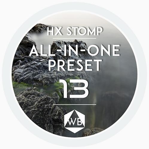 HX Stomp Preset 13
