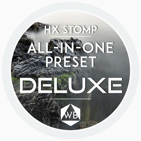 HX Stomp Preset DELUXE