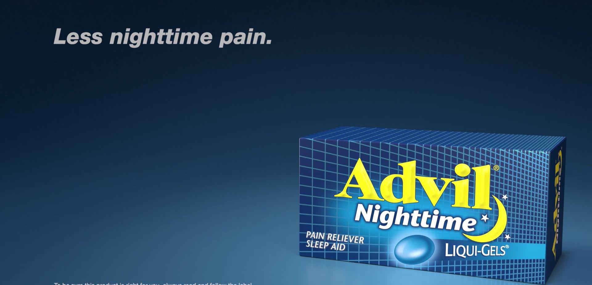 Advil- Nighttime Pain