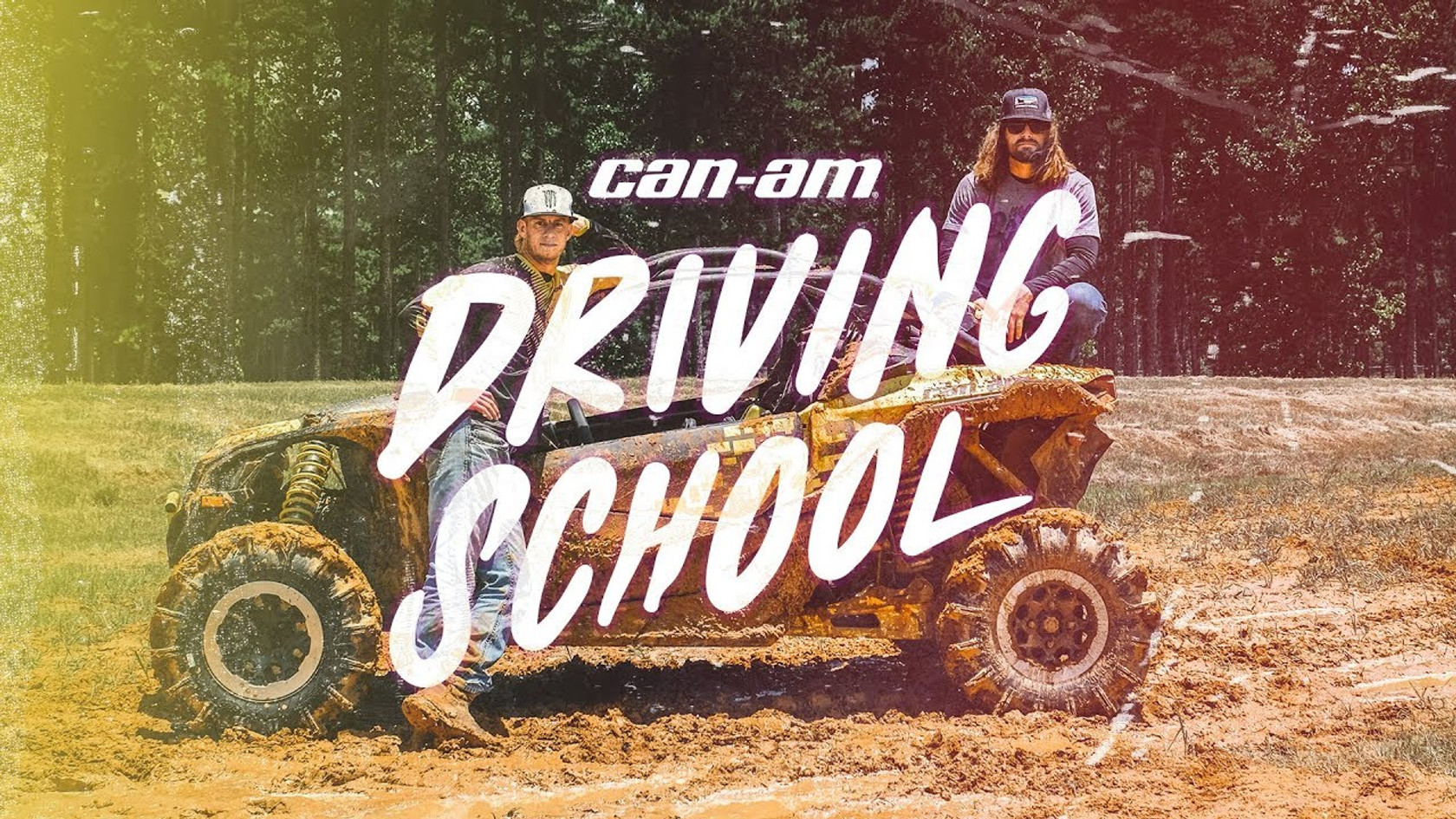Can-Am Driving School