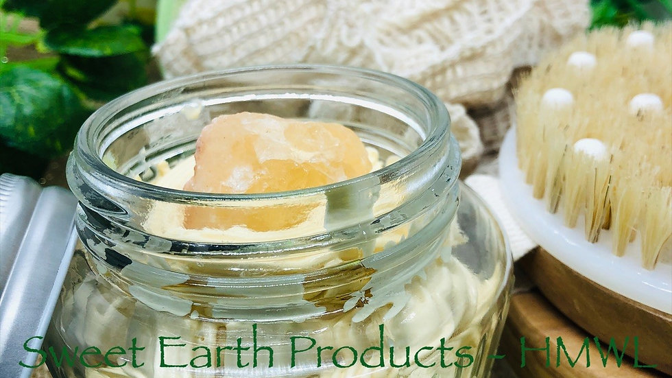 Citrus Fresh Hair & Body Butter (Extra Large)