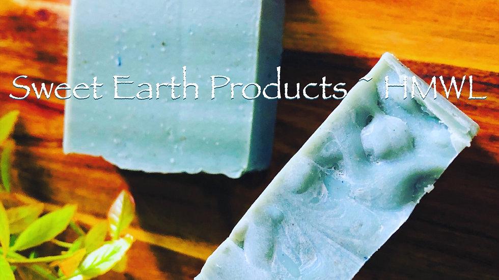 Blue Clay & Sea Kelp Artisan Soap