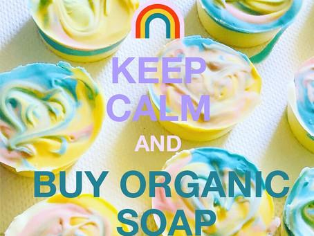 🌸• Handcrafted Soaps v Commercial Soaps •🌸