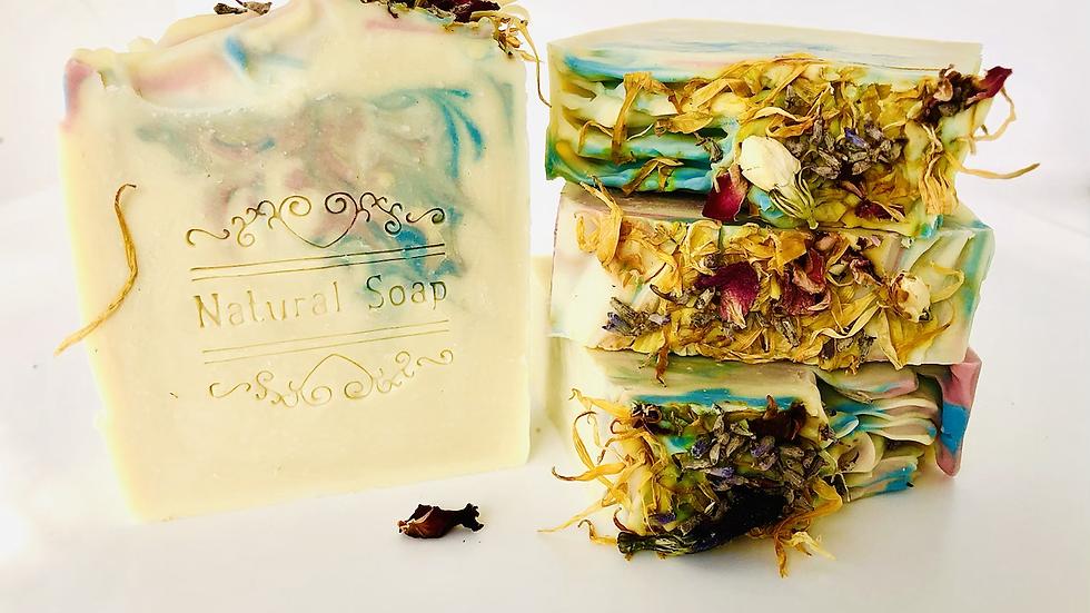 Spring Celebration Artisan Soap