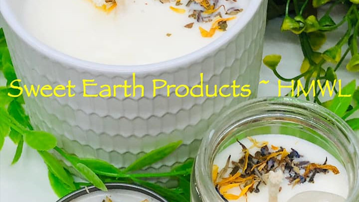 From the Heart - Soy Wax Candles